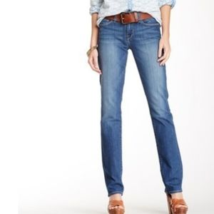 LUCKY BRAND Blue Denim Straight Leg Jeans